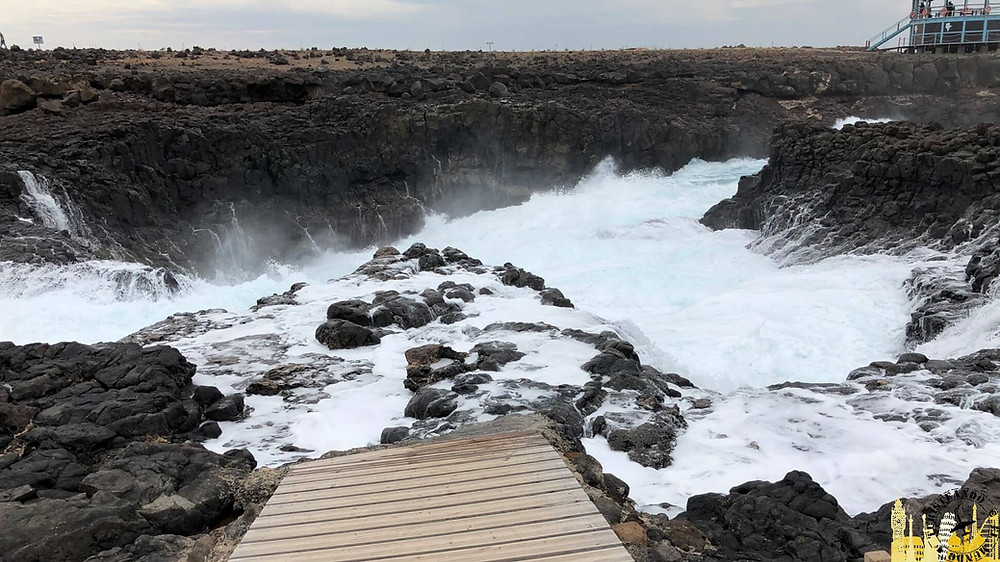 Buracona, Isla de Sal (Cabo Verde)