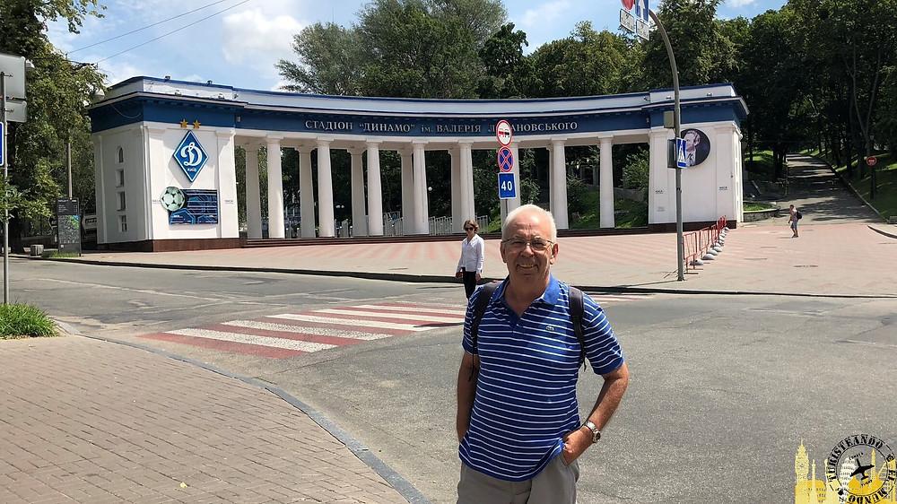 Estadio del Dynamo de Kiev, Kiev (Ucrania)