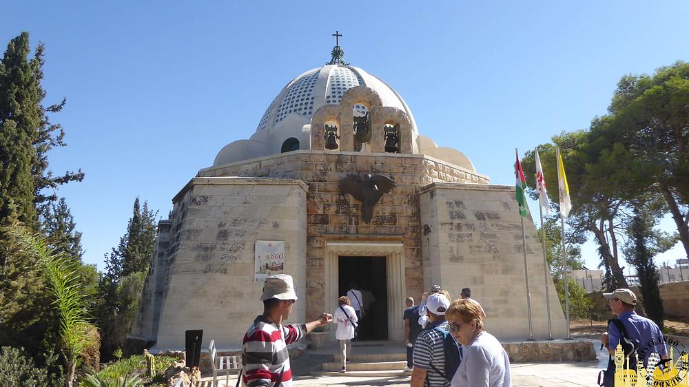 Iglesia de los pastores. Belén (Palestina)