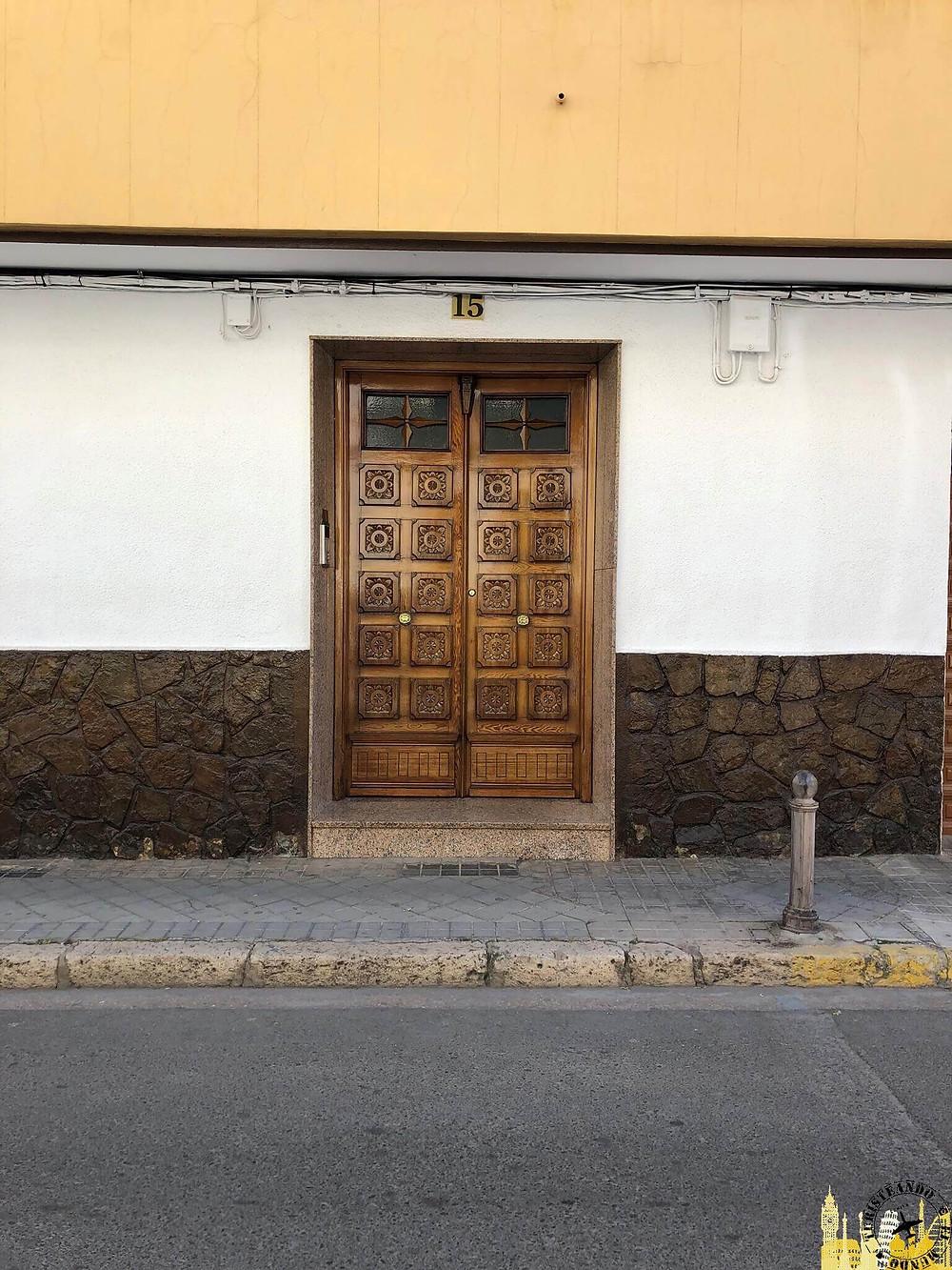 Tomelloso (Castilla la Mancha). Casa García Pavón