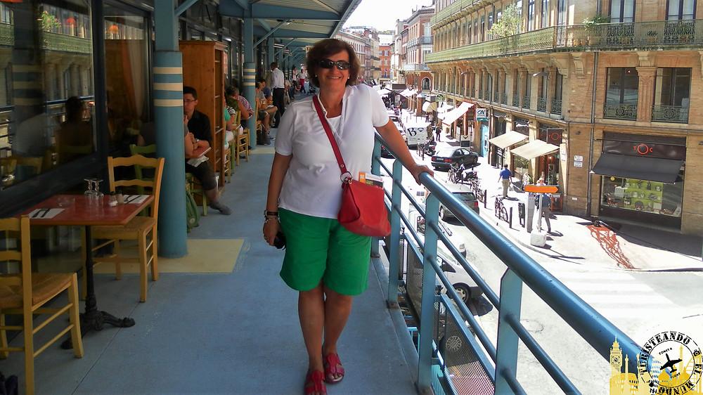 Mercado de Victor Hugo (Toulouse)