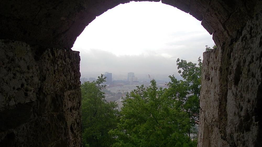Castillo Liubliana (Eslovenia)