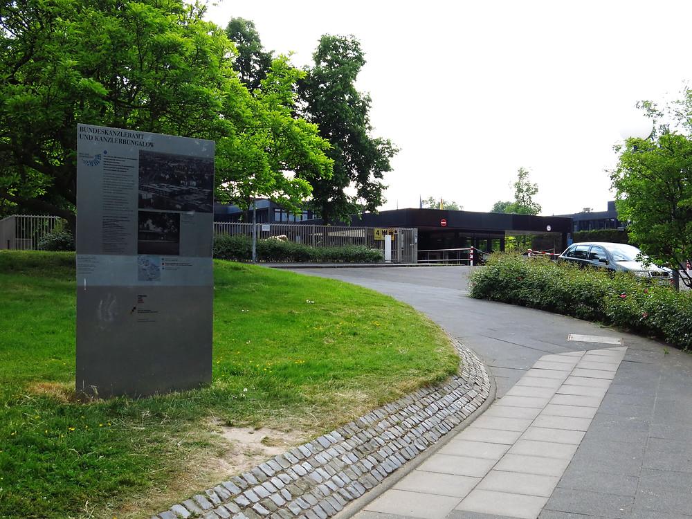 Ruta democracia Bonn