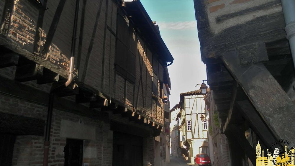 Casco antiguo de Albi. Francia