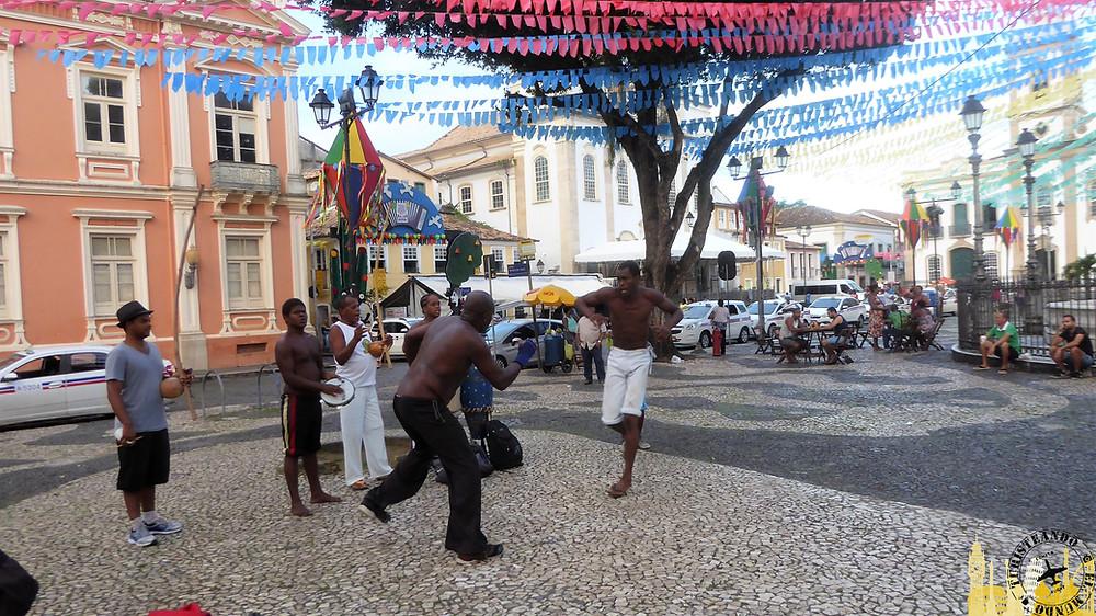 Círculo Capoeira, Salvador de Bahía (Brasil)
