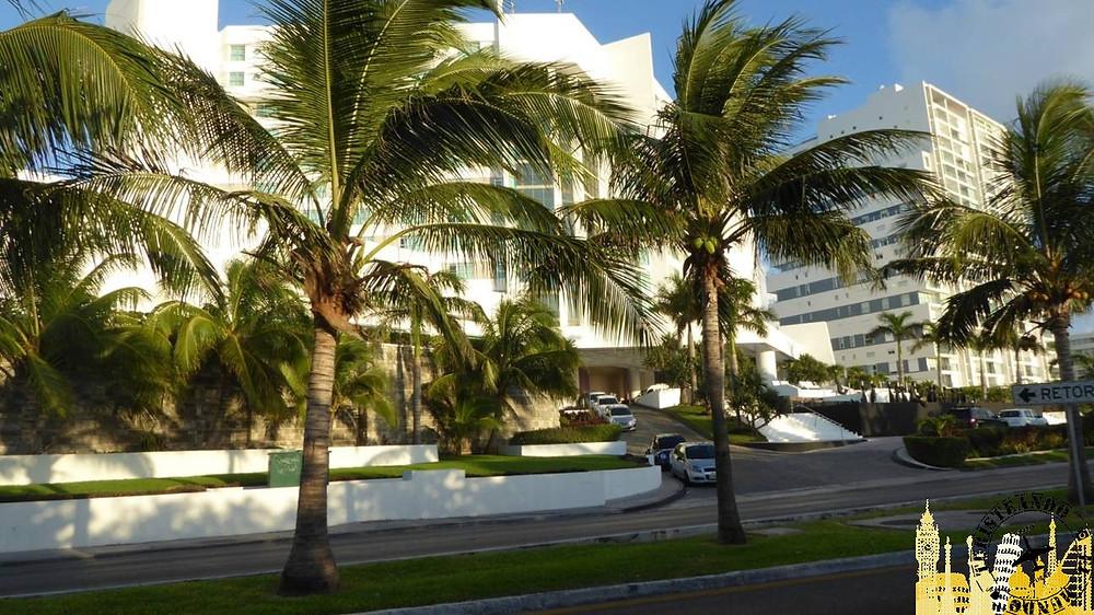 Zona hotelera (Cancún-México)