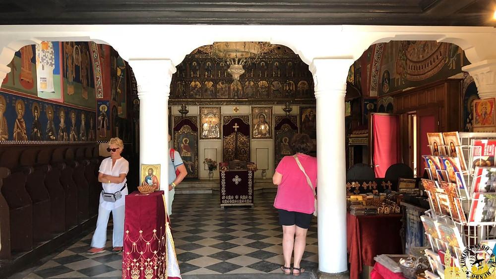 Budva (Montenegro). Iglesia Santísima Trinidad