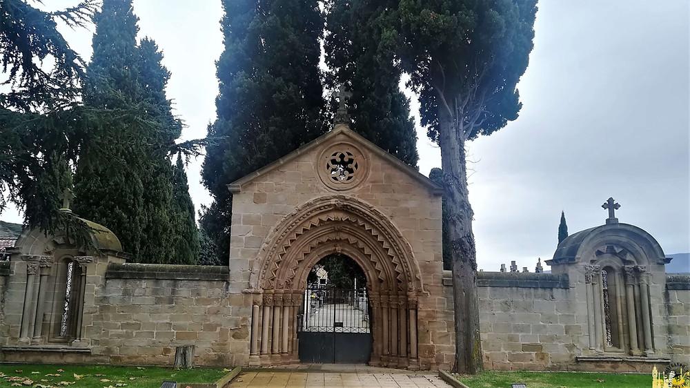 Hospital de San Juan en Navarrete, la Rioja