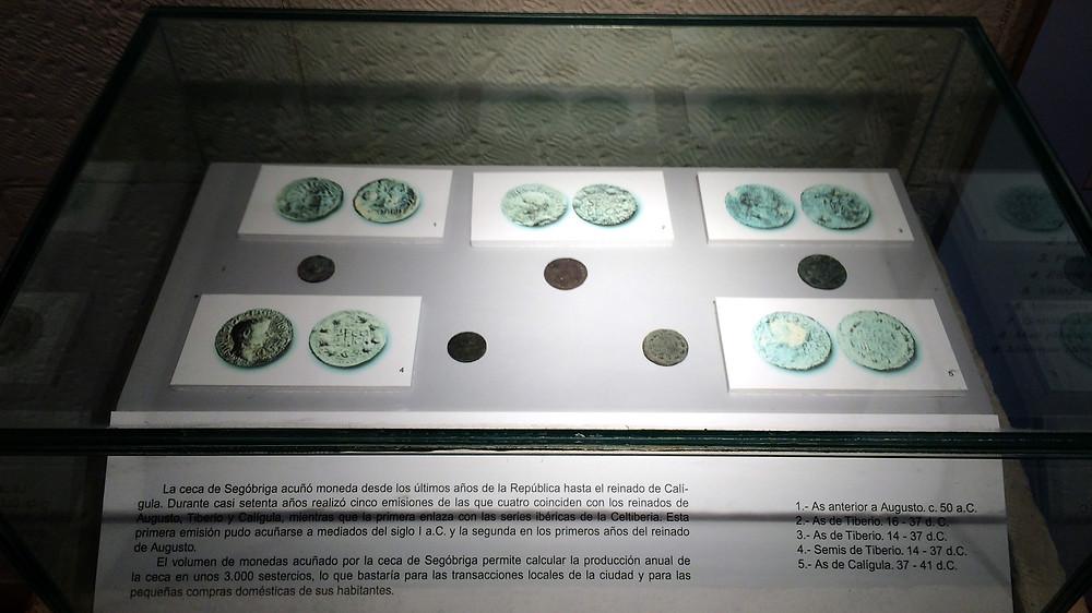 Segóbriga (Cuenca). España. Sala exposiciones del centro de interpretación