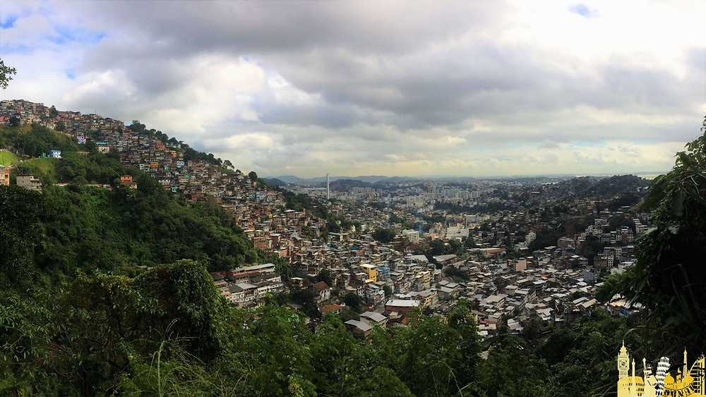 Parque de Tijuca (Favelas). Río de Janeiro (Brasil)