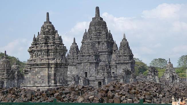 Candi Sewu (Java)