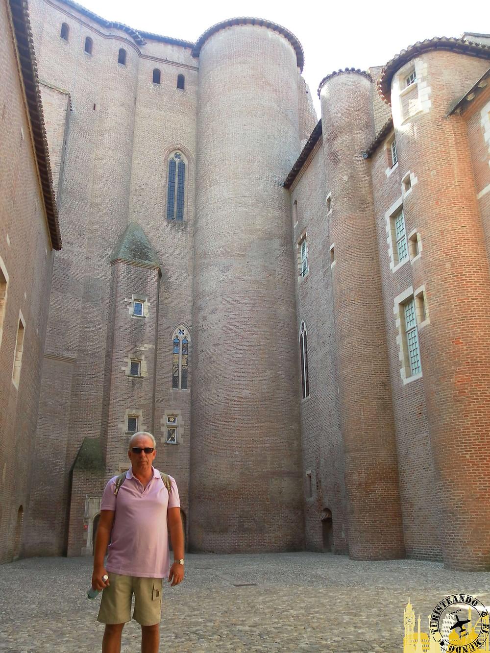 Museo Toulouse-Lautrec. Albí (Francia)