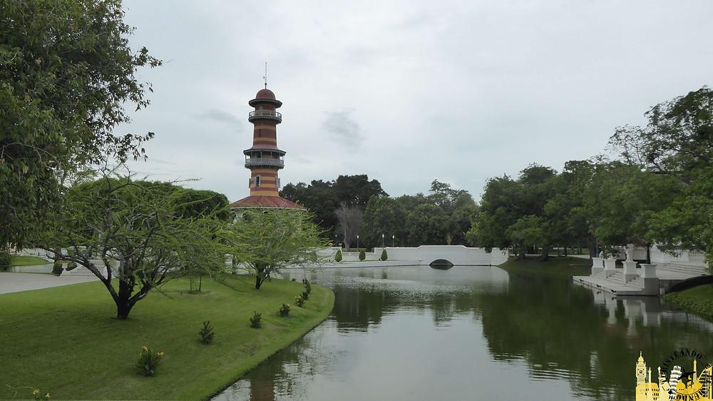 Palacio Real Bang Pa- In