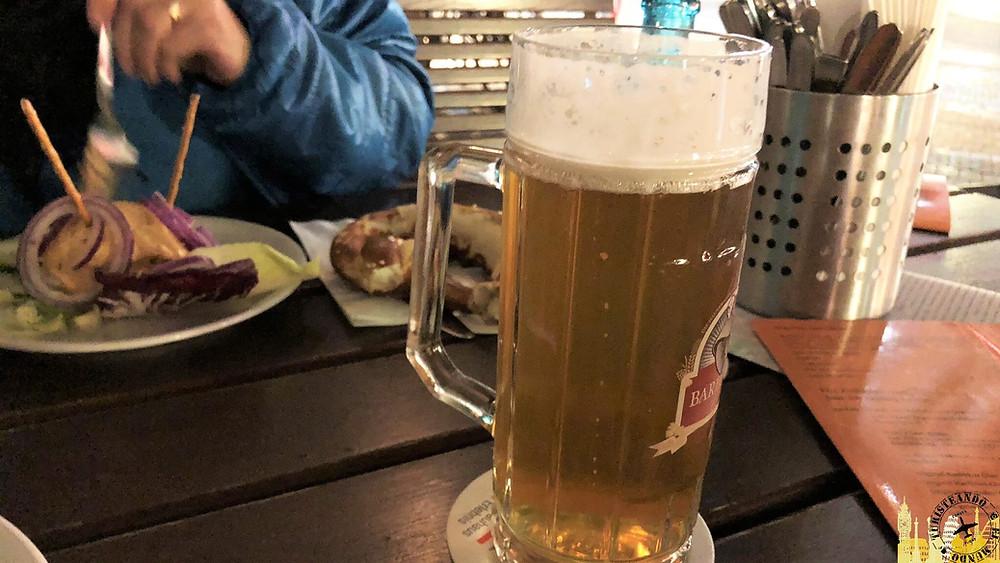 Cerveza de Baviera (Alemania)