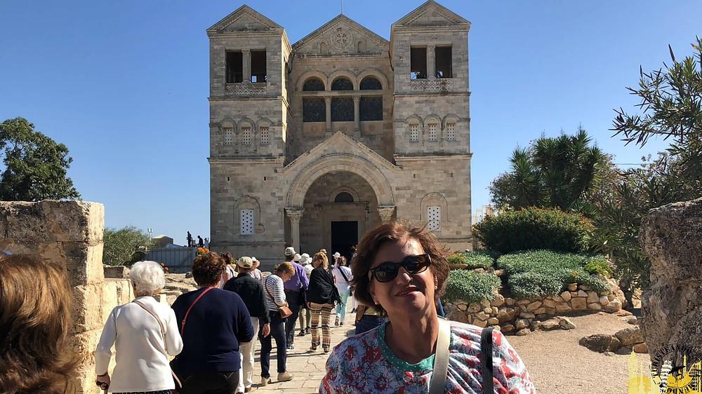 Iglesia Transfiguración, Tabor (Israel)