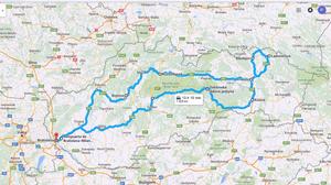 Ruta por Eslovaquia