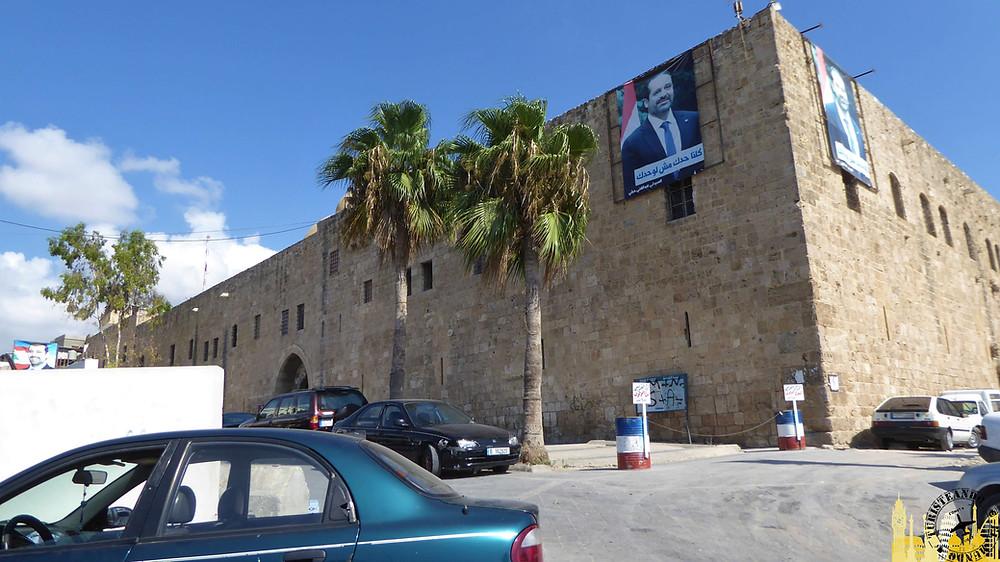 Sidón (Líbano). Ayuntamiento