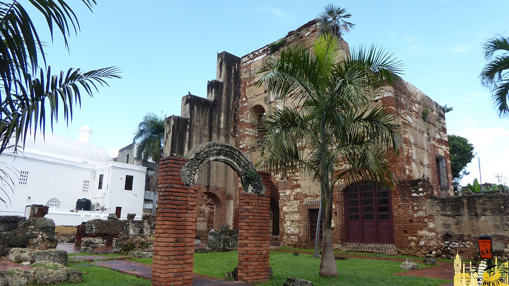 Ruinas Hospital Nicolás di Bari. Santo Domingo (Rep. Dominicana)