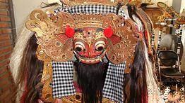Detalle Templete Ubud