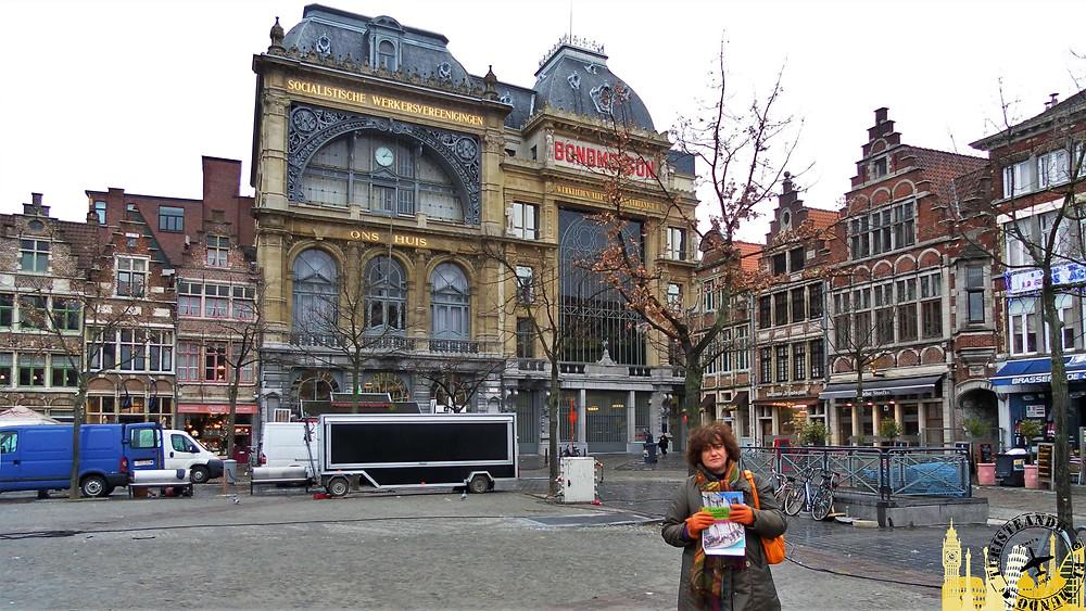 Friday Market (Gante). Bélgica