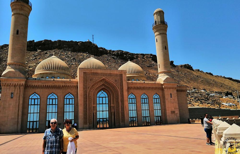 Mezquita de Bibiheiyab, Bakú (Azerbaiyán)
