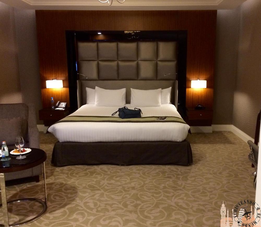 Habitación Hotel Meliá Doha