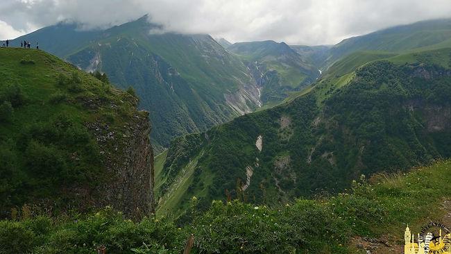 Viaje al Cáucaso