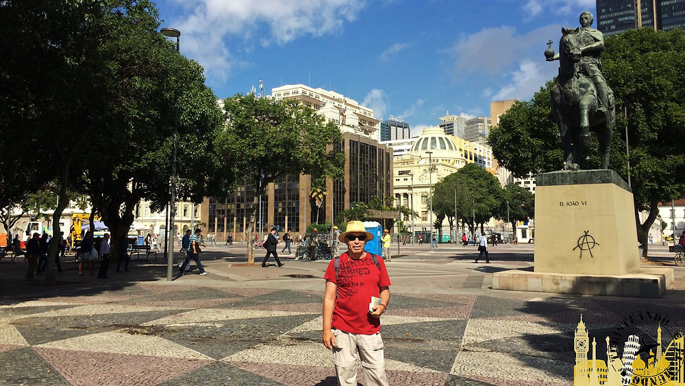 Plaza XV Noviembre. Río de Janeiro (Brasil)