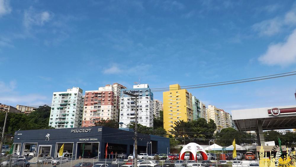 Núcleo financiero Salvador de Bahía (Brasil)
