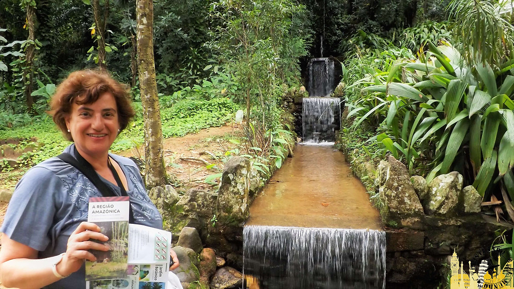 Jardín Botánico Río de Janeiro (Brasil)