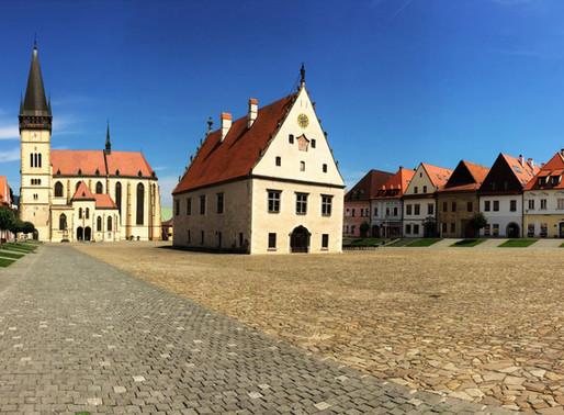 Bardejov, la ciudad más gótica (Eslovaquia)