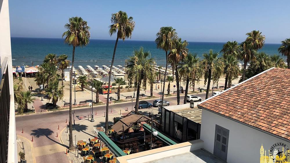 Lárnaca. Hotel Les Palmiers