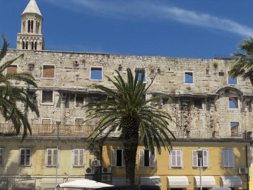 Split y el Palacio de Diocleciano (UNESCO).