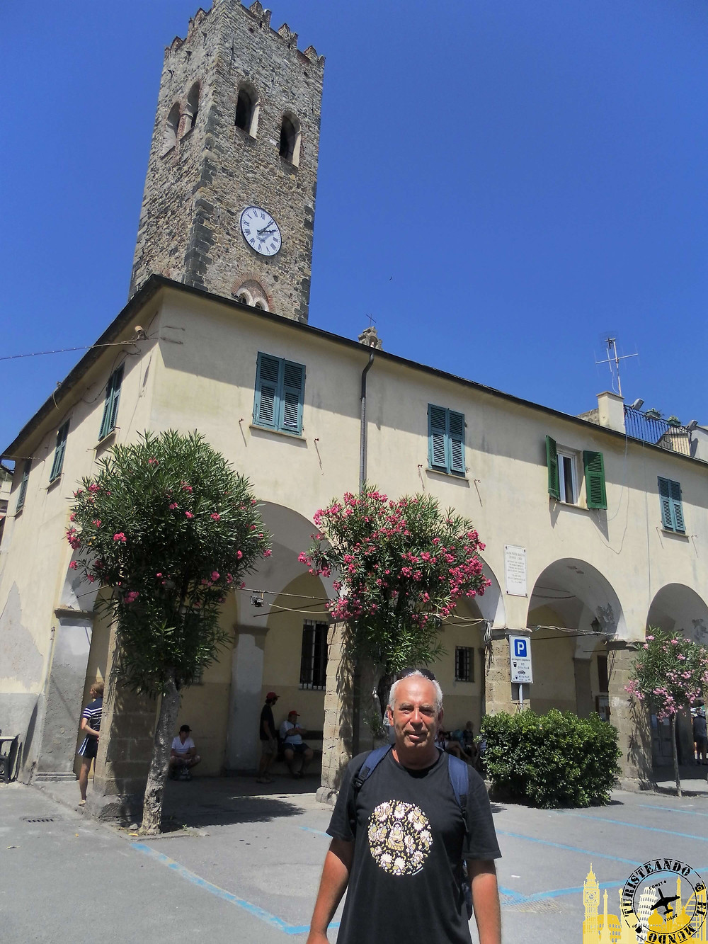 Cinque Terre (Italia). Monterosso