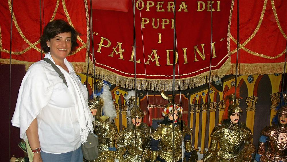 Opera dei Pupi (Sicilia-Italia)