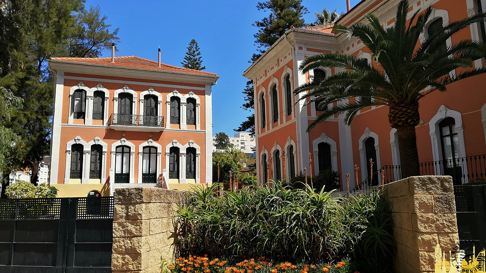 Casa Colón. Huelva (Andalucía). España