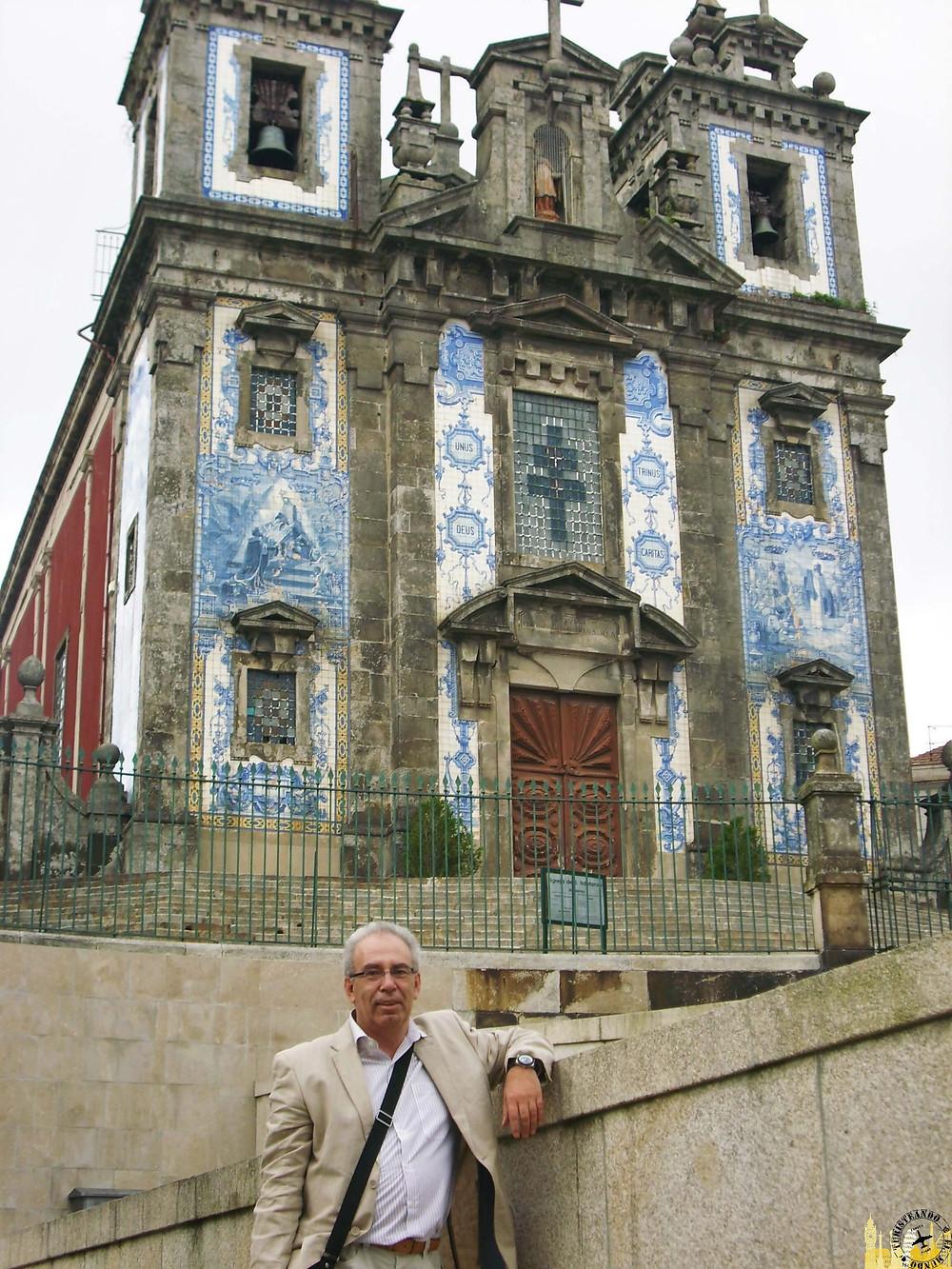 Iglesia de San Ildefonso. Oporto (Portugal)