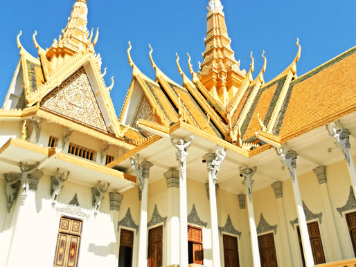 """Phnom Penh (Camboya). El Palacio Real y los """"Killing Fields"""""""
