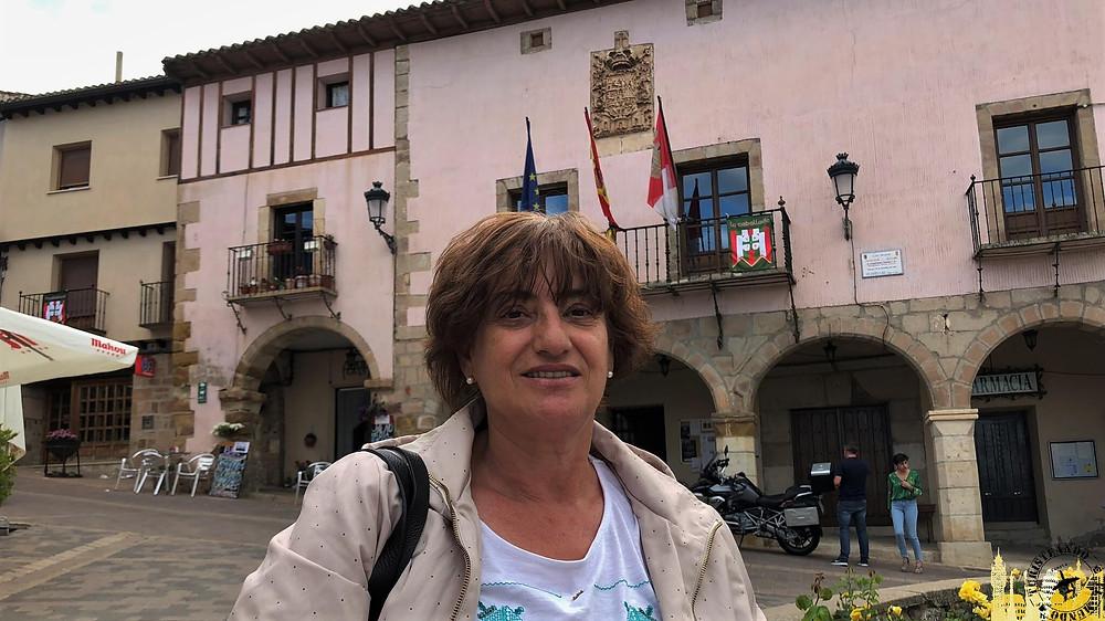 Plaza Mayor de Atienza. Guadalajara (Castilla La Mancha