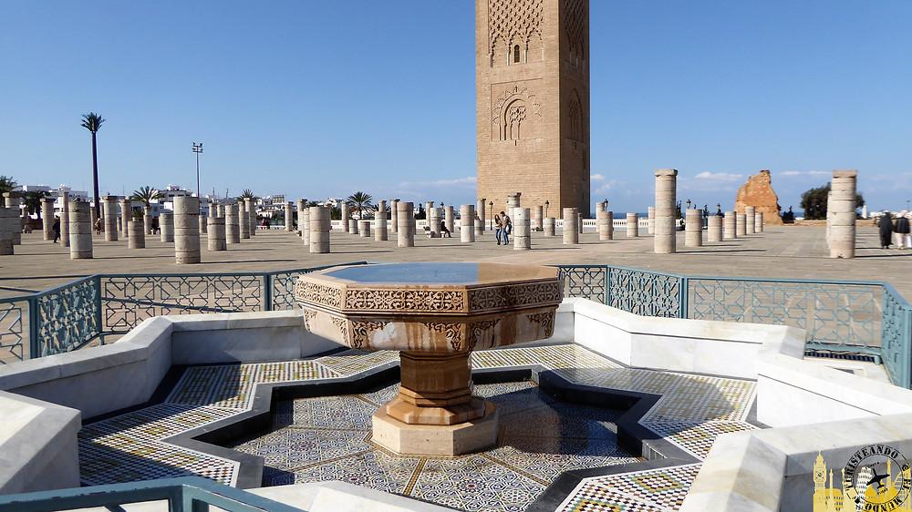 Torre de Hassan, Rabat (Marruecos)