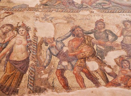 Excursión a Kourion, Pafos (Unesco) y Petra tou Romiou. Chipre