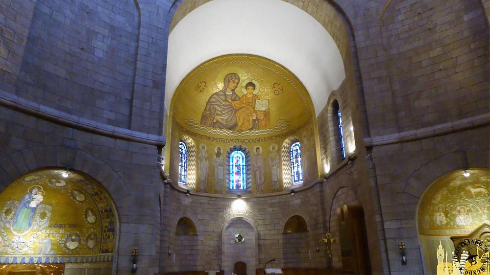 Jerusalén.Iglesia de los alemanes