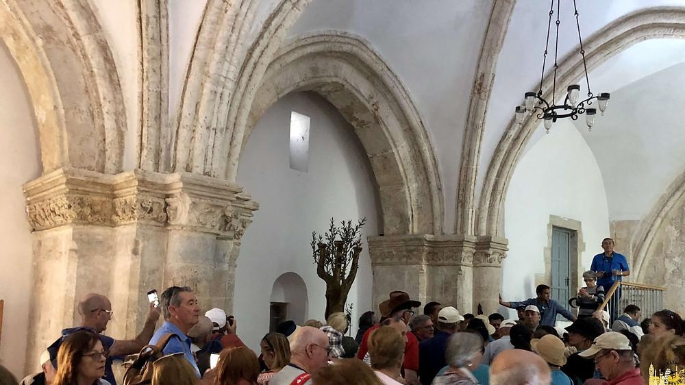 Jerusalén. Tumba Rey David