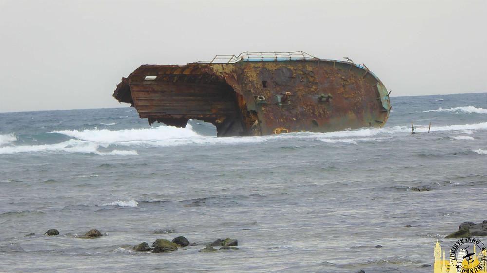 Isla de la Sal (Cabo Verde). Baia da Parda