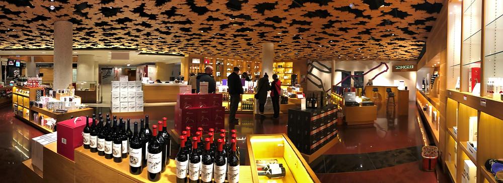 Bodegas de Vivanco y Museo de la cultura del vino. Briones (La Rioja)