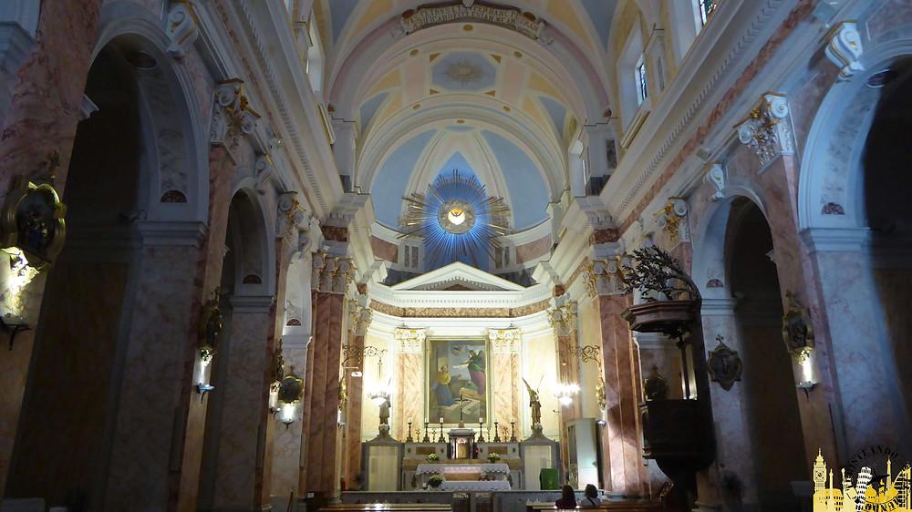 Jaffa. Tel Aviv (Israel). Iglesia de San Pedro