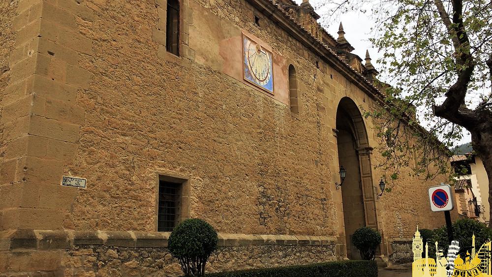 Rubielos de Mora. Teruel (Aragón). Iglesia Santa María la Mayor