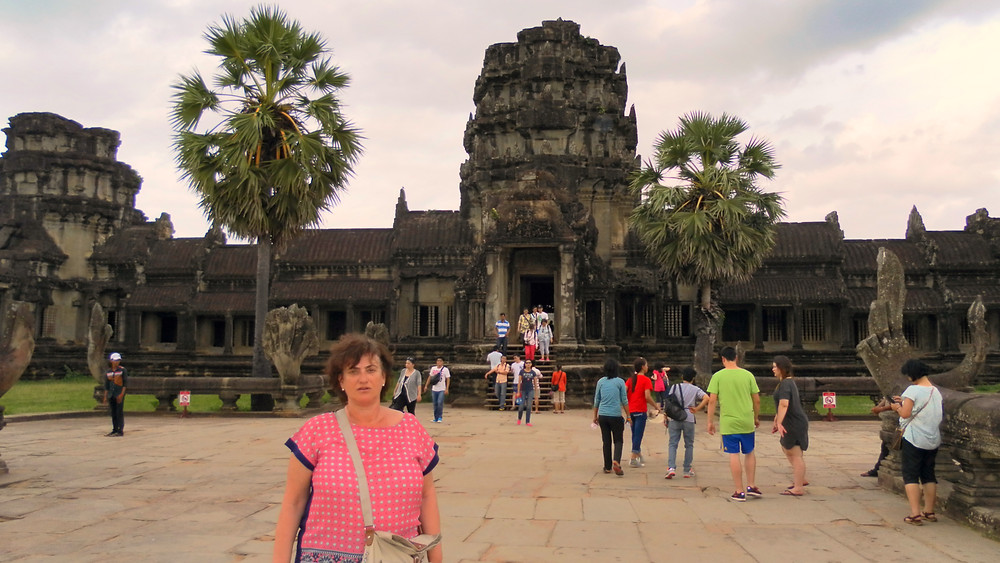 Angkor Wat, Siem Reap (Camboya)