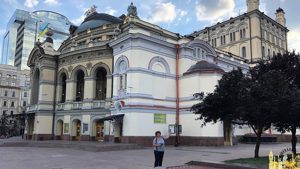 Teatro de la Ópera, Kiev (Ucrania)