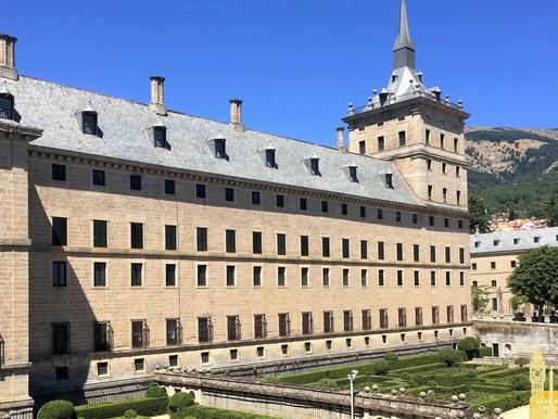 Real Sitio de San Lorenzo de El Escorial, UNESCO. Madrid (España)